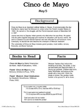 Cinco de Mayo: Making Books