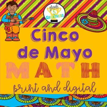Cinco de Mayo Math