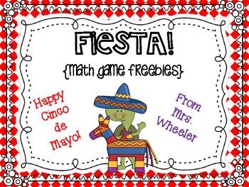 Cinco de Mayo Math Games