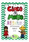 Cinco de Mayo Math the Room - Addition