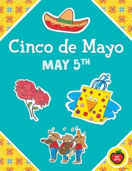 Cinco de Mayo: May 5th - Projects and Activities to Celebr