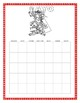 Cinco de Mayo- May Calendar- Days of the Week/Holidays/Num