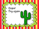 Cinco de Mayo--Melodic Notation Recognition Game {pentatonic}