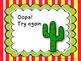 Cinco de Mayo--Melodic Notation Recognition Game {sol mi la}
