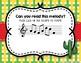 Cinco de Mayo Melodies! Interactive Melodic Practice Game - Pentatonic