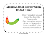 Cinco de Mayo Mexican Chili Pepper Open-Ended Game