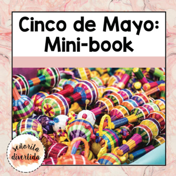 Cinco de Mayo Mini-Book