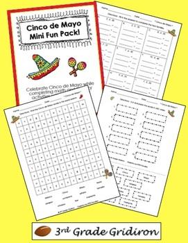 Cinco de Mayo Mini Fun Pack!