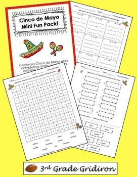 Cinco de Mayo Mini Fun Pack!