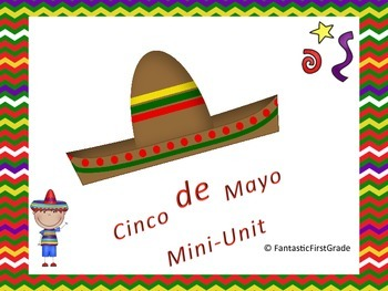 Cinco de Mayo Mini-Unit