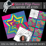 Cinco de Mayo Mosaic - Classroom Art Activity