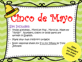 Cinco de Mayo (No prep activities)