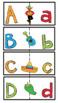 Cinco de Mayo Number and Alphabet Cards