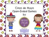 Cinco de Mayo Open-Ended Games