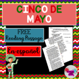 Cinco de Mayo Passage in Spanish
