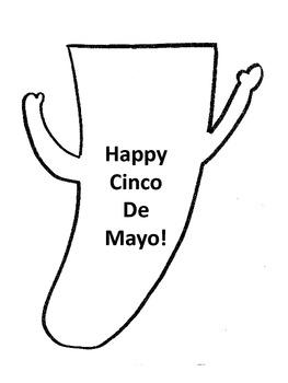 Cinco de Mayo Pepper Puppet