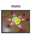 Cinco de Mayo Pinata Paper Craft