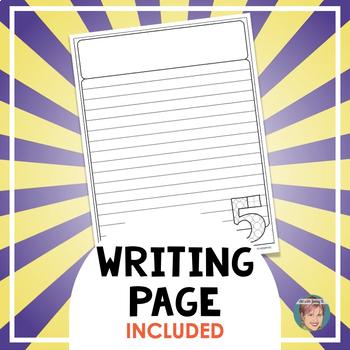 """Pop Art"" Coloring Sheets for your Cinco de Mayo Activities"