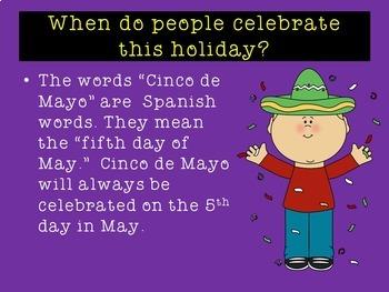 Cinco de Mayo Activity
