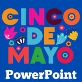 Cinco de Mayo Activity ( PowerPoint)