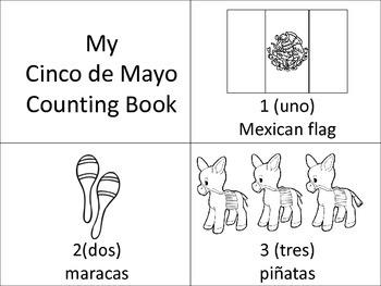 Cinco de Mayo - PreK to First Grade