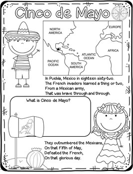 Cinco de Mayo Printables