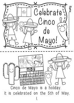 Cinco de Mayo Printables