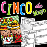 Cinco de Mayo | Distance Learning
