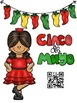 Cinco de Mayo QR and Coloring Posters