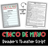 Cinco de Mayo Reader's Theater Script & Activities