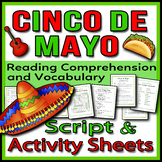 Cinco de Mayo - Readers Theater Holiday Script, Reading &