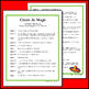 Cinco de Mayo Readers Theater Script, Reading & Activity Packet