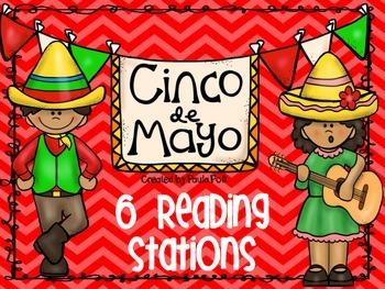 Cinco de Mayo Reading Activities
