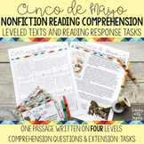 Cinco de Mayo Reading Passages--Leveled Texts and Reading