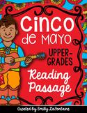 Cinco de Mayo Reading Comprehension Passage