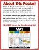 Cinco de Mayo Reading Freebie!  Informational Text, Worksh