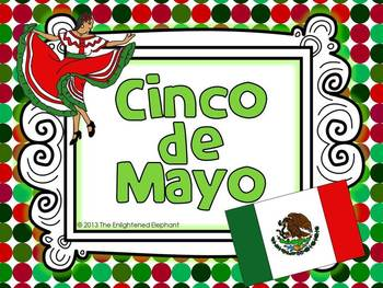 Cinco de Mayo Resource and Activity Packet