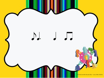 Cinco de Mayo--Rhythm Reading Practice Interactive Game {ti tom}