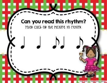 Cinco de Mayo Rhythms! Interactive Rhythm Practice Game - Syncopa