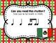 Cinco de Mayo Rhythms! Interactive Rhythm Practice Game - Tika-ti