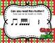 Cinco de Mayo Rhythms! Interactive Rhythm Practice Game -