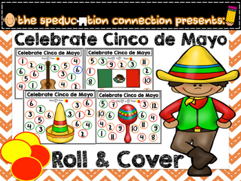 Cinco de Mayo Roll and Cover