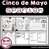 Cinco de Mayo {SPANISH}