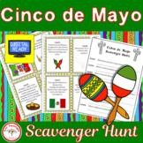 Cinco de Mayo Scavenger Hunt + Free BOOM Cards