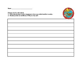 Cinco de Mayo- Scavenger Hunt- Read and Write The Room- Grades 4-7