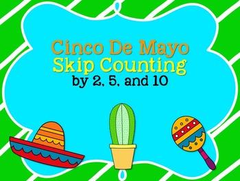 Cinco de Mayo- Skip Counting
