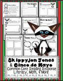 Cinco de Mayo & Skippyjon Jones Math & Literacy Fun
