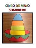Cinco de Mayo Sombrero Paper Craft/ Hat