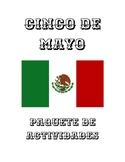Cinco de Mayo - Spanish Activity Packet