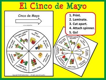 Spanish Cinco de Mayo Conversation